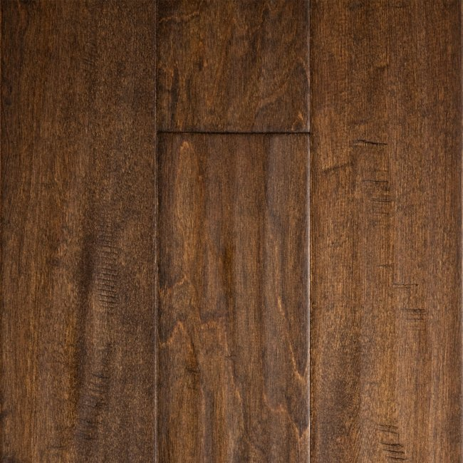 3 8 x 5 riverton birch handscraped engineered for Birch hardwood flooring