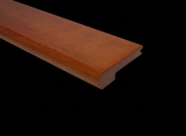 Prefinished Select Brazilian Cherry Stair Nose