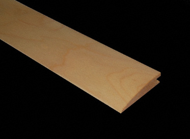 Prefinished Natural Maple Reducer