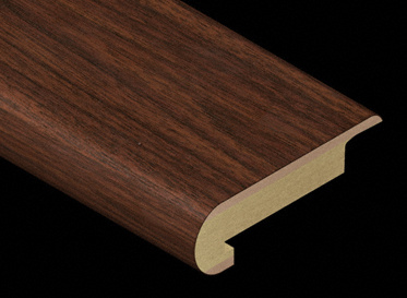 Sloane Street Teak Laminate Stair Nose