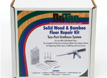 Solid & Bamboo Flooring Repair Kit