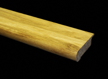 Pref Strand Natural Overlap Bamboo Stair Nose