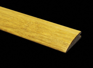 "Prefinished Natural Bamboo Reducer- 9/16"" x 6"