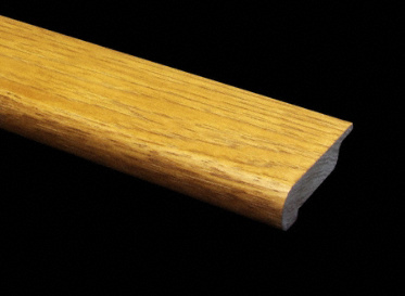 Prefinished Honey Hickory Stair Nose