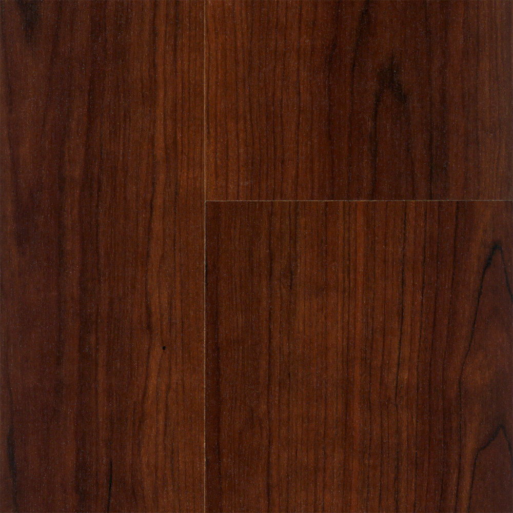 8mm angel fire cherry laminate dream home charisma for Best rated laminate flooring