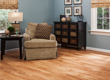 Dream Home 10mm Pad Madison River Elm Laminate Lumber