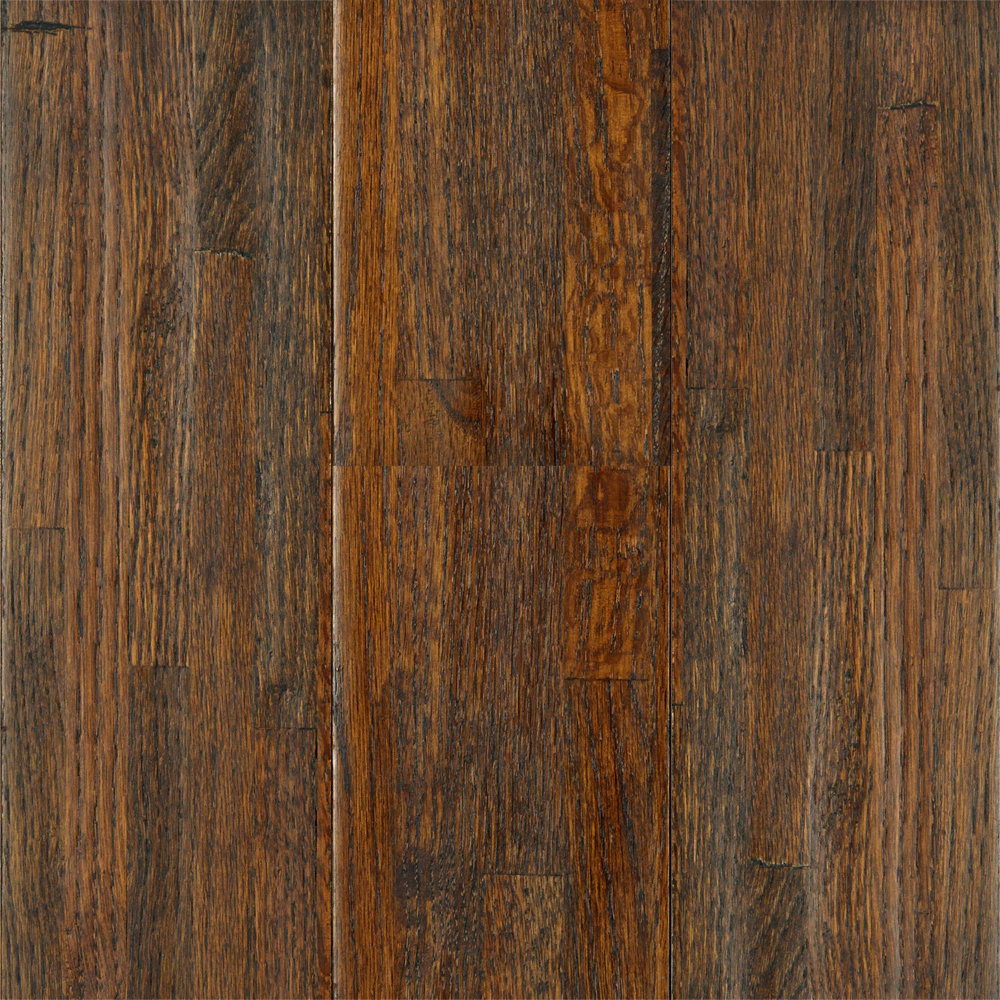 5 8 x 4 7 8 sunset mountain oak easy click virginia for Virginia mill works flooring
