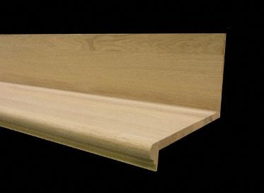 48 Quot Retro Fit Red Oak Tread Amp Riser Lumber Liquidators