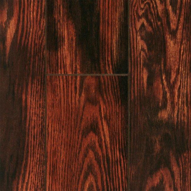 Dream home ispiri 12mm pad chimney tops smoked oak for Ispiri laminate flooring