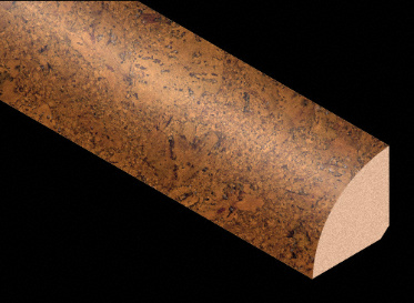 Mora Cork Laminate Quarter Round