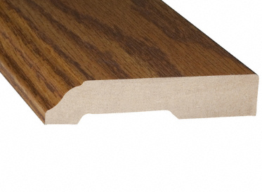 Butterscotch Oak  Laminate Baseboard
