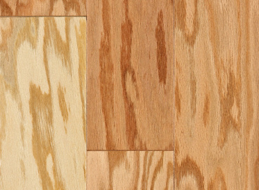 "Sch�n Engineered Natural 1/2""x5"" Red Oak Quercus Rubra Clear Finish Engineered"