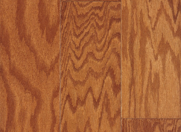 "Sch�n  Natural 1/2""x5"" Red Oak Quercus Rubra Stained Finish Engineered"