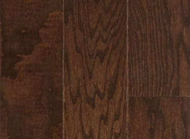 "Sch�n Engineered Natural 1/2""x5"" Red Oak Quercus Rubra Stained Finish Engineered"