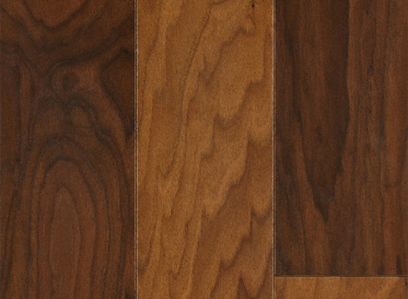"Sch�n Engineered Natural 1/2""x5"" Walnut Juglans Nigra Stained Finish Engineered"
