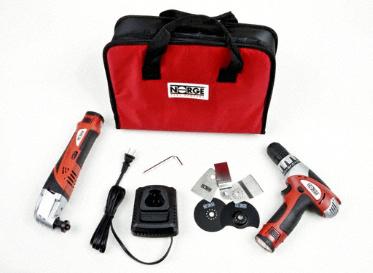 Li-ON Drill/Multi-Tool Kit