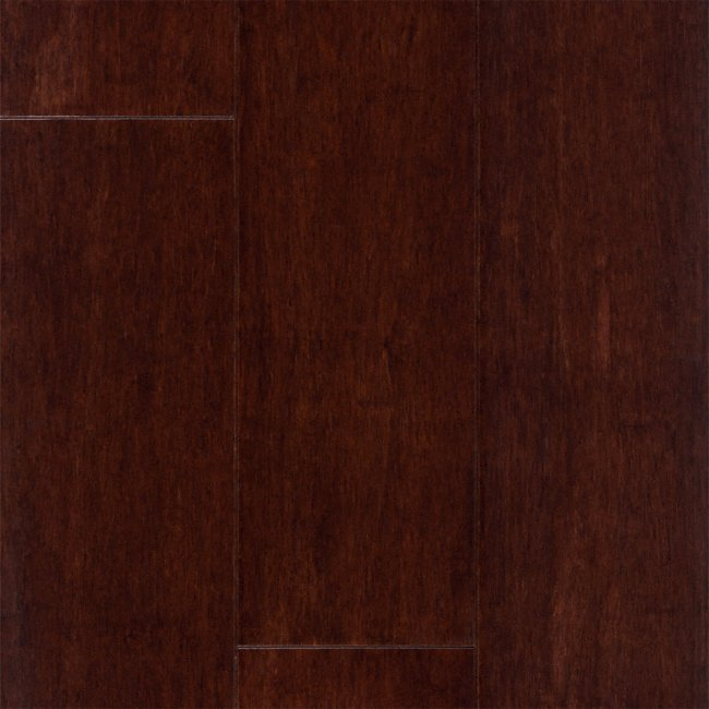 Morning star 5 8 x 3 3 4 qing dragon strand bamboo Morning star bamboo flooring