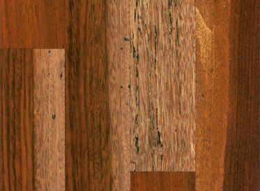 "Rio Verde Rustic 3/4""x3 1/4"" Brazilian Cherry 2350 Clear Finish Solid"
