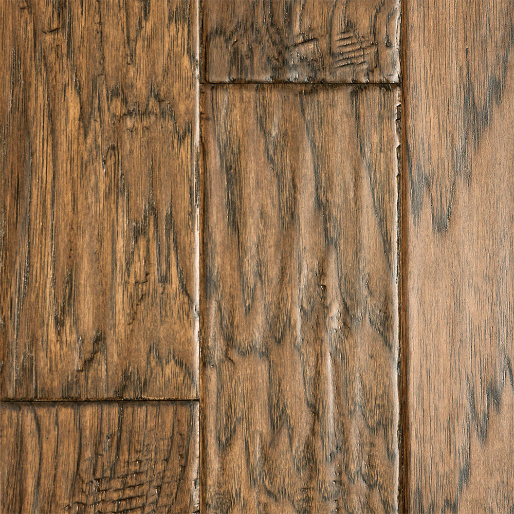 7 16 Quot X 4 3 4 Quot Heritage Hickory Easy Click Virginia Mill