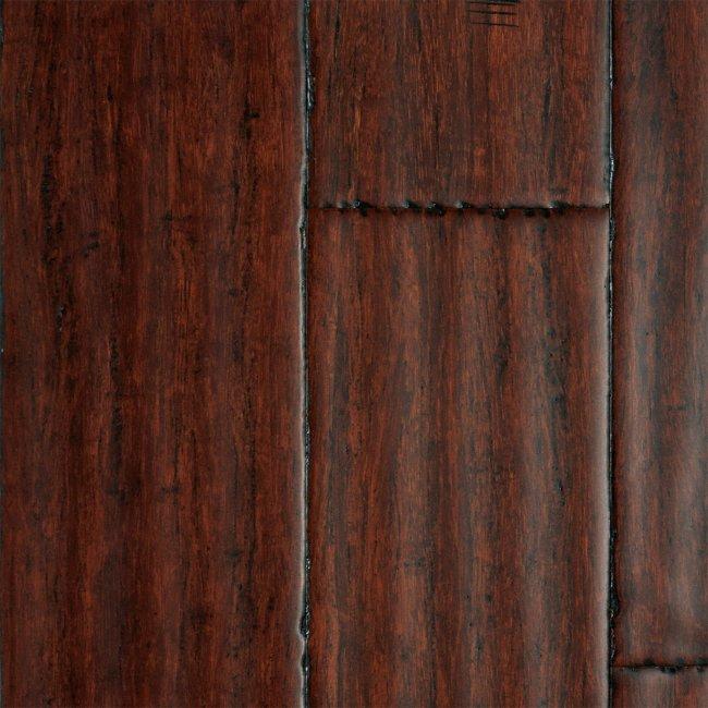 9 16 X 5 1 8 Nantong Strand Handscraped Bamboo Morning