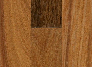 "Rio Verde Select 3/8""x3"" Brazilian Chestnut 3417 Clear Finish Solid"