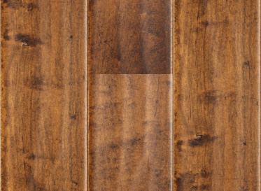 "Major Brand Natural 1/2""x5"" Maple Acer Saccharum Stained Finish Engineered"