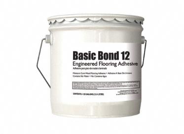 5 Gallon Basic Bond Engineered Flooring Adhesive