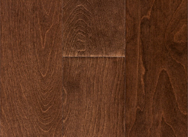 "Mayflower Natural 5/16""x5"" Birch Betula Spp. Stained Finish Engineered"