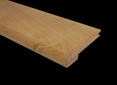 Prefinished Natural Maple Stair Nose
