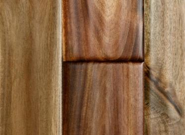 "Virginia Mill Works Select 3/4""x4 3/4"" Long Leaf Acacia Acacia Mangium 874 Clear Finish Solid"