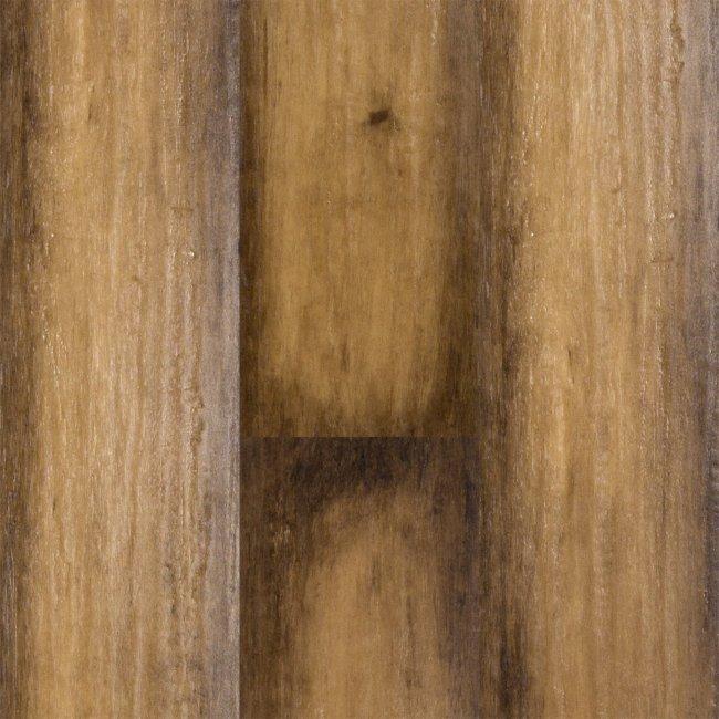 Tranquility 5mm Antique Oak Click Resilient Vinyl Lumber