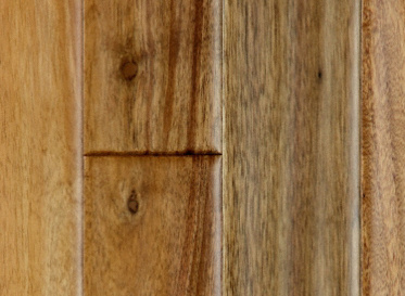 "Virginia Mill Works Select 3/4""x3 5/8"" Stained Finish Solid"