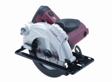 "7-1/4"" Circular Saw with Laser"