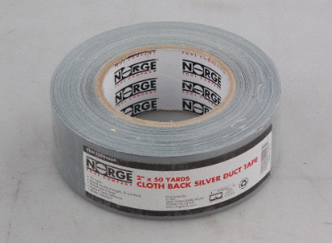 Heavy Duty 2 x 50 Yd Duct Tape