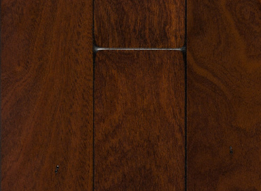 "Sch�n  Natural 1/2""x5"" Sapele Entandrophragma cylindricum Stained Finish Engineered"