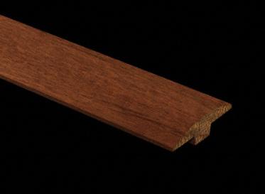 Woven Ginger Bamboo T-Molding