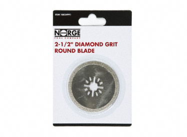 "2-1/2"" Diamond Grit Round Blade"