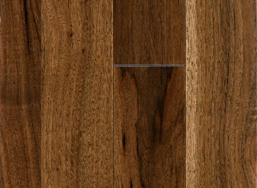 "Casa de Colour Millrun 3/4""x3 1/4"" Hickory Caraya spp. 1820 Stained Finish Solid"