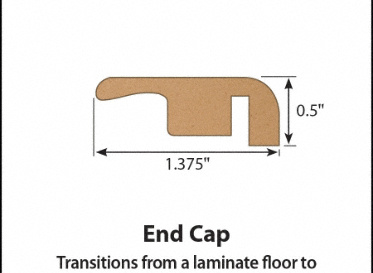 Costa Cork Laminate End Cap