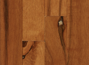 "Major Brand Rustic 3/4""x2 1/4"" Maple Quercus Rubra 1450 Stained Finish Solid"