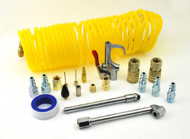 "1/4"" Compressor Starter Kit 20-Piece"