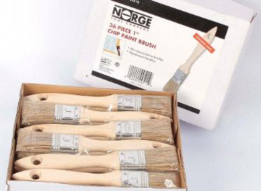 "1"" Chip Paint Brush 36-Pack"