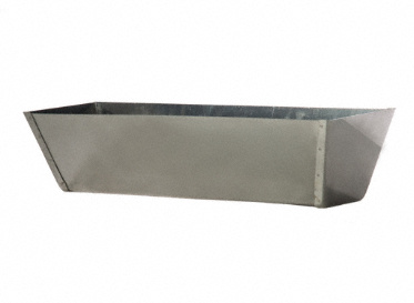 Stainless Steel Mud Pan