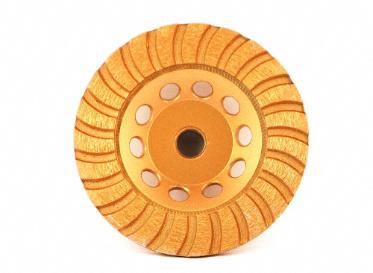 "4.5"" Turbo Diamond Cup Wheel"