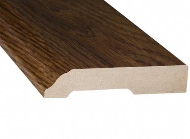 Poplar Forest Oak Laminate Baseboard