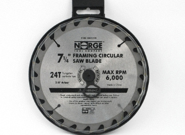 "Saw Blade 7.25"" 24T"