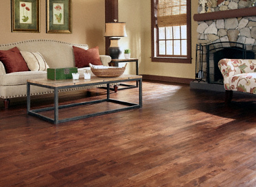 Virginia Mill Works Natural Stained Finish Solid