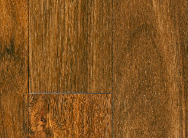 "BELLAWOOD Select 3/4""x5"" Brazilian Chestnut Sucupira 2749-3038 Clear Finish Solid"