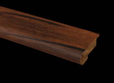 Scarlet Antique Bamboo Overlap Stair Nose