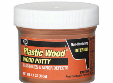3.7 oz. Finishing Putty Cherry